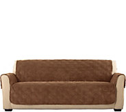 Sure Fit Corduroy Sofa Furniture Cover - H208551