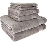 Scott Living 100Hygro Cotton 6 Piece Towel Set - H208651