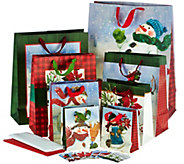 Hallmark 36 Piece Gift Wrap Set with Storage Box - H208751