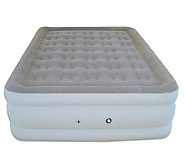 Pure Comfort Full Size Flock Top Raised Air Bed - H281051