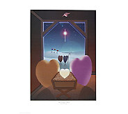 The Perfect Heart Nativity by Artist of Hope Steven Lavaggi - H282551