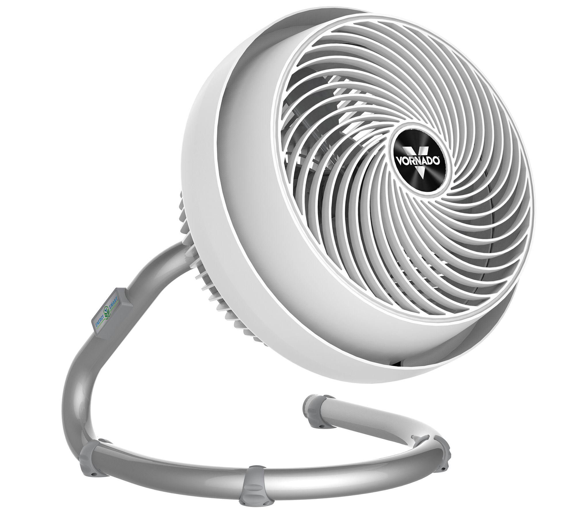 Vornado Air Circulators Clip On : Vornado dc whole room air circulator — qvc