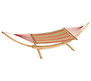 Pawleys Island Cypress Roman Arc Hammock Set - H131652