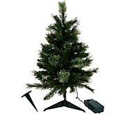 As Is Bethlehem Lights 30 Cashmere Stake Tree - H208452