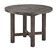 Home Styles Outdoor Concrete Chic Round DiningTable - H284352