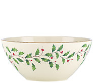 Lenox Holiday 7 Serving Bowl - H284452