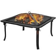 Blue Rhino Wood Burning Fire Bowl, 16.3 - H292652