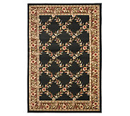 Lyndhurst Open Floral Power Loomed 8 x 11 Rug - H356852