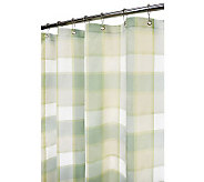 Watershed 2-in-1 Barton 72x72 Shower Curtain - H357152