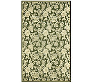 Treasures Allover Floral Power-Loomed Rug - 4x6 - H361852