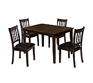 West Creek I 5-Piece Dining Table and Chairs - H365252