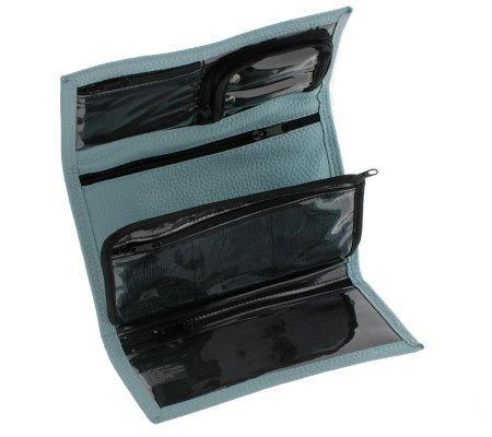 PreZerve Set of Two Wallet Jewelry Organizers wFlexZorb Page 1