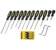 Stanley 60-220 20-Piece Screwdriver Set - H140953
