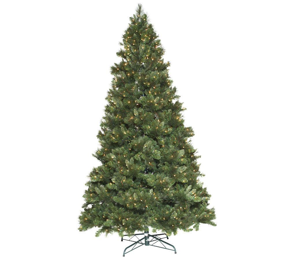 Bethlehem Lights 9' Trevor Pine Christmas Tree W/Instant