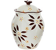 As Is Temp-tations Old World 9 Cookie Jar - H209153