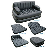 Pure Comfort Five in One Sofa Air Bed - H281053