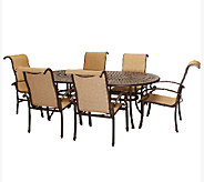 La-Z Boy Kerrington 7-Piece Outdoor Dining Set - H283953