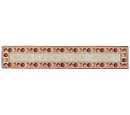 Apple Variety 12-1/2x72 Tapestry Table Runner - H349153