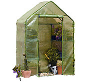 Gardman Compact Walk-in Greenhouse - H349953