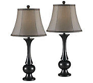 Kenroy Home Abbott Set of 2 Table Lamps - H359153