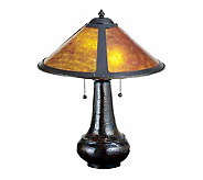 Tiffany Style 21H Onion Mica Lamp - H62353