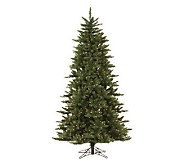 7-1/2 Camdon Fir Slim Tree by Vickerman - H155154