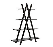 Home Reflections Amber Black X Etagere - H185454