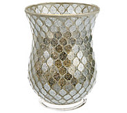 As Is Illuminated Moroccan Inspired Mosaic Hurricane - H208154