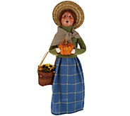 Byers Choice Choice of Harvest Man or Woman - H208754