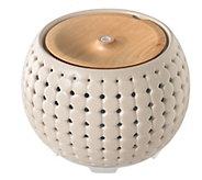 HoMedics Ellia Gather Aroma Diffuser w/ Oils & Sounds & Remote - H290154