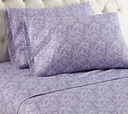 Shavel Micro Flannel(R) Printed Full Sheet Set - H290454