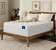 Serta Brookgate Plush Twin Mattress Set - H292054