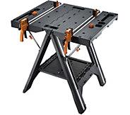 Worx Pegasus Convertible Work Station Table/Sawhorse - H294354