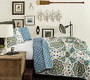 Addington 3-Piece King Quilt by Lush Decor - H287455