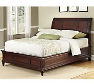 Home Styles Lafayette Queen Sleigh Bed - H366555