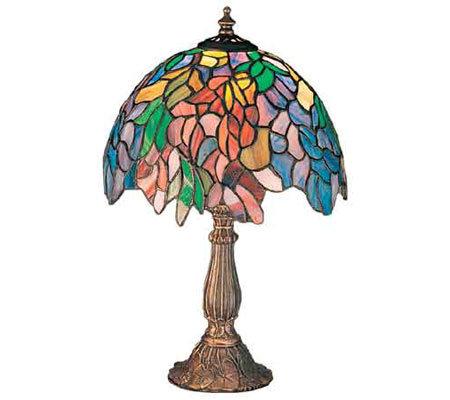 Tiffany style laburnum accent lamp h112356 for Eurasia jewelry miami fl