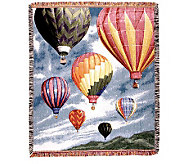 Hot Air Balloon Throw by Simply Home - H177156