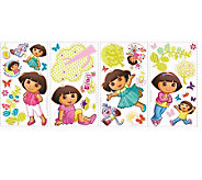 RoomMates Dora the Explorer Peel & Stick Wall Decals - H186156