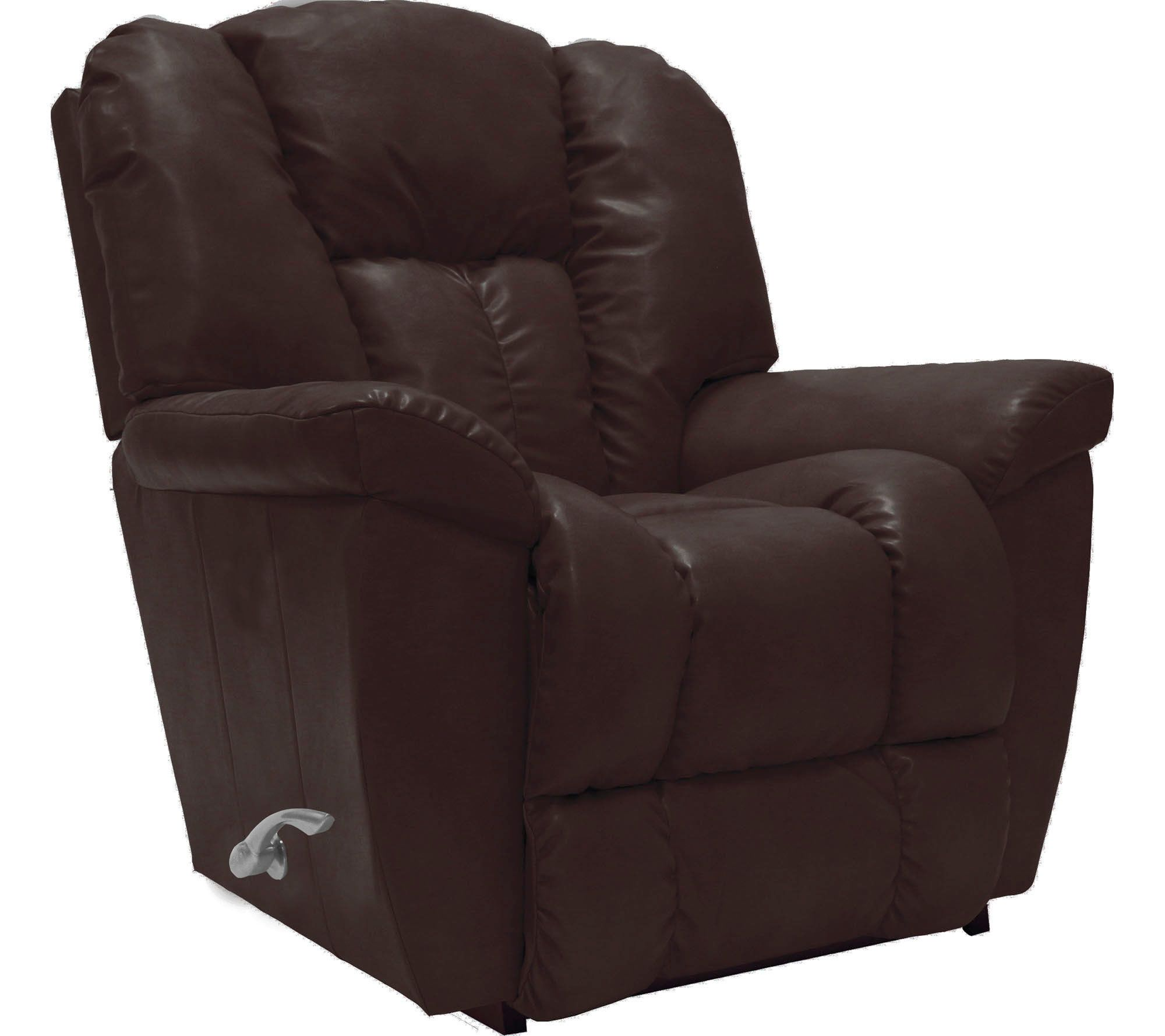 La z boy cool power leather 2 seater with 2 reclining chairs -  Top Lazy Boy Rocking Chair