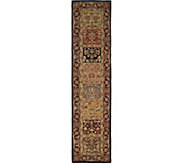 Royal Palace Special Edition 23x96 Tabrix Panel Wool Rug - H213256