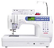 Janome Memory Craft 6500P Sewing Machine - H289556