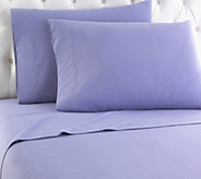 Shavel Micro Flannel(R) Solid Color Full Sheet Set - H290456