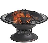 Blue Rhino Wood Burning Fire Bowl, 19.7 - H292656