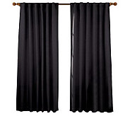Eclipse 52 x 84 Fresno Blackout Window Curtain Panel - H367556