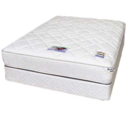 Simmons BackCare Queen Size Mattress Set — QVC