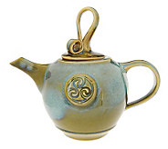 Colm De Ris Emerald Tea Pot - H198757