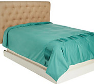 Northern Nights 300TC 550FP Full/Queen Down Comforter with Pintuck Detail - H203657