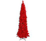 7-1/2 Colored Slim Pine Tree by Vickerman - H280557