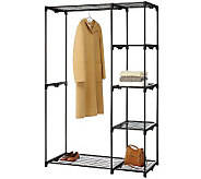 Whitmor Double Rod Closet - H280757