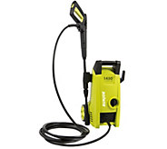 Sun Joe Pressure Joe 1450-PSI Electric Pressure Washer - H281557
